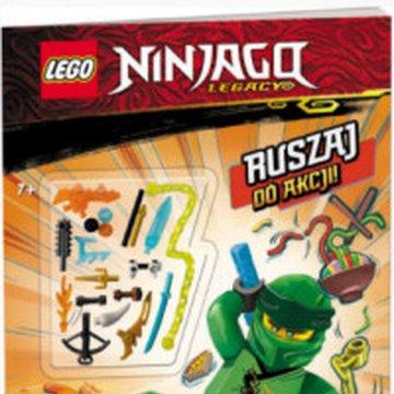 Ameet - LEGO Ninjago. Ruszaj do akcji!