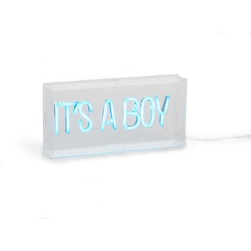 Childhome Lampka Neon It's A Boy CHILDHOME
