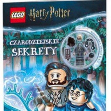 Ameet - LEGO. Harry Potter. Czarodziejskie sekrety