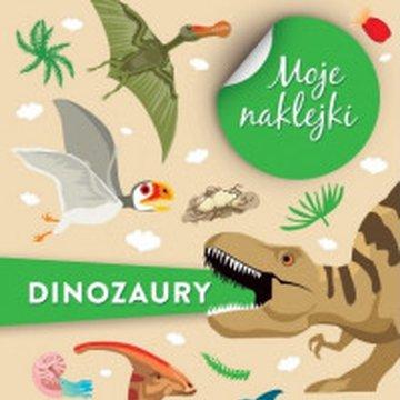 Wilga / GW Foksal - Moje naklejki. Dinozaury
