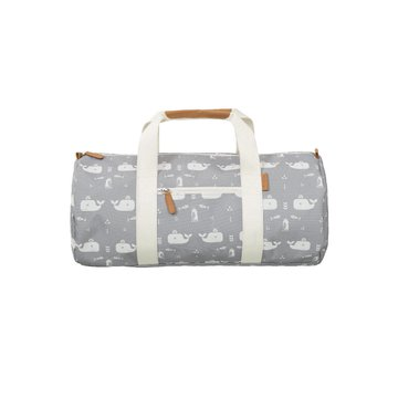 Fresk Torba Weekend bag Wieloryb Dawn grey FRESK