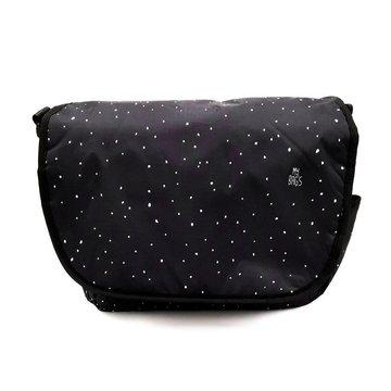 My Bag's Torba do wózka Flap Bag Confetti Black MY BAG'S