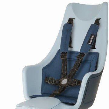 Bobike - Fotelik row.excl.Maxi PLUS bagażnik denim deluxe