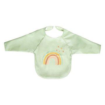 Bebe-Jou - bébé-jou Śliniak z długim rękawem Rainbow Sky 305803