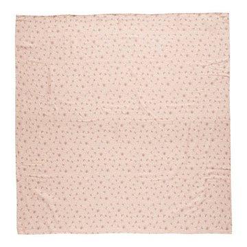 Bebe-Jou - bébé-jou Otulacz bambusowo-muślinowy 110 x 110 cm Wish Pink 3052060