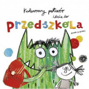 Mamania - Kolorowy potwór idzie do przedszkola