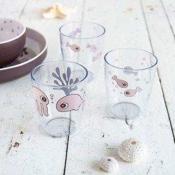 Done by Deer Sea Kubki Mini Glass Powder