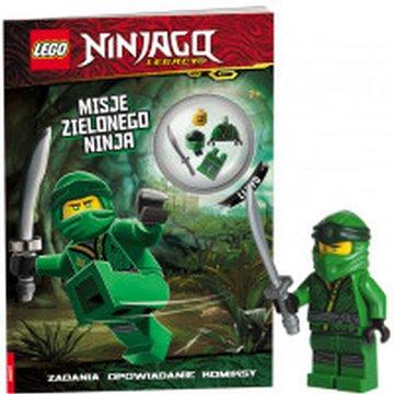 Ameet - Lego Ninjago. Misje Zielonego Ninja