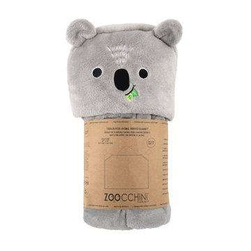 Zoocchini Kocyk z Kapturem Koala