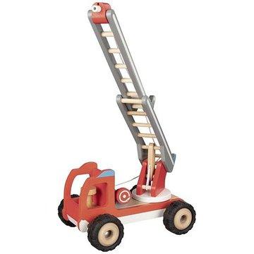 Goki® - Wóz strażacki z drabiną Goki