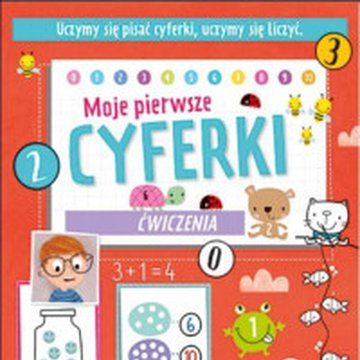 Books And Fun - Moje pierwsze cyferki