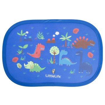 Osłonki statyczne LittleLife do samochodu - Dinozaur