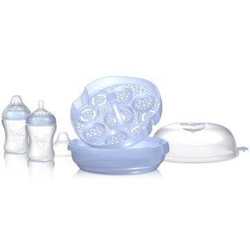 Nuby - Sterylizator mikrofalowy butelek dla niemowląt