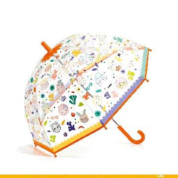 Djeco - Parasol przeciwdeszczowy MAGICZNE BUKI  DD04709