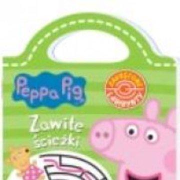 Media Service Zawada - Świnka Peppa. Zawiłe ścieżki
