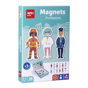 Magnetyczna układanka Apli Kids - Zawody