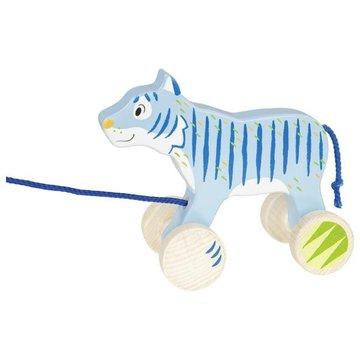 Goki - Błękitny tygrys na sznureczku
