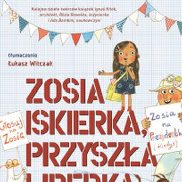 Kinderkulka - Zosia Iskierka, przyszła liderka