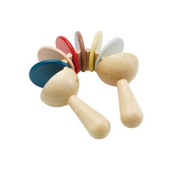 Plan Toys - Klekotka - barwy sadu