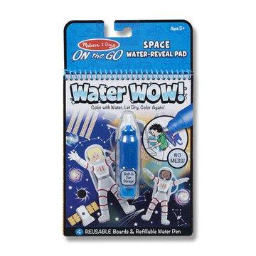 Melissa&Doug® - Melissa, Wodna Kolorowanka Water Wow! Podwodny, Kosmos