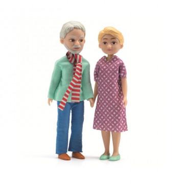 Djeco - Figurki - Dziadek i...