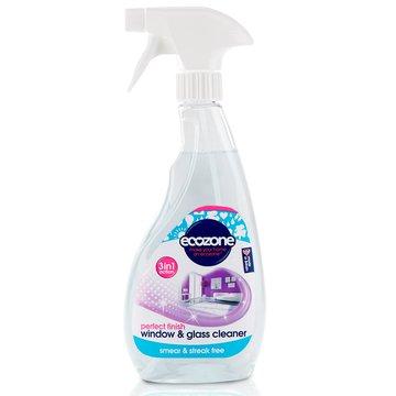 Ecozone, Płyn do mycia szyb i luster, 500ml ECOZONE