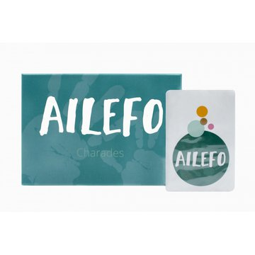 Ailefo, Gra karciana Szarady AILEFO
