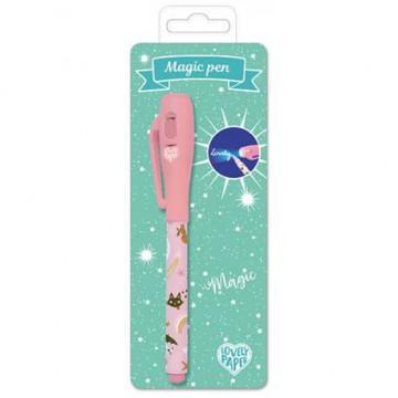 Djeco - Magiczny długopis...