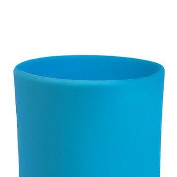 Osłona na butelkę, błękitna, Pura