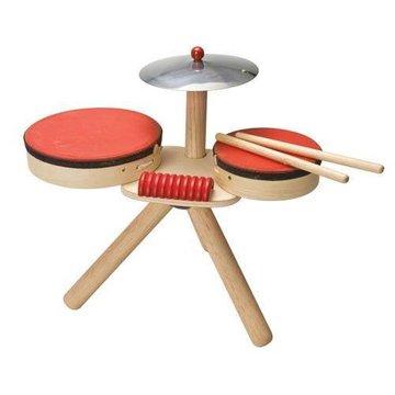 Drewniana perkusja, Plan Toys®