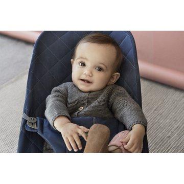 BABYBJORN - leżaczek BLISS - Granatowy