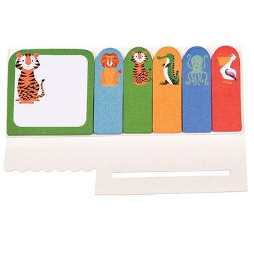 Karteczki samoprzylepne, Zwierzaki, Rex London