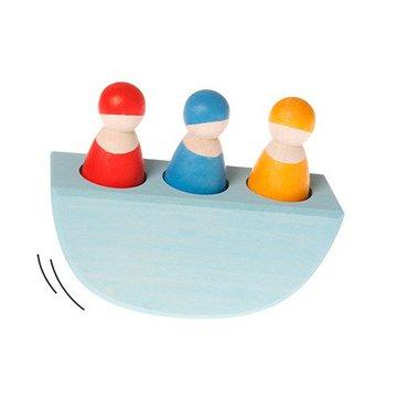 Troje Przyjaciół na łódce 1+, Grimm's