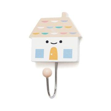 Petit Monkey - Wieszak Little House - blush
