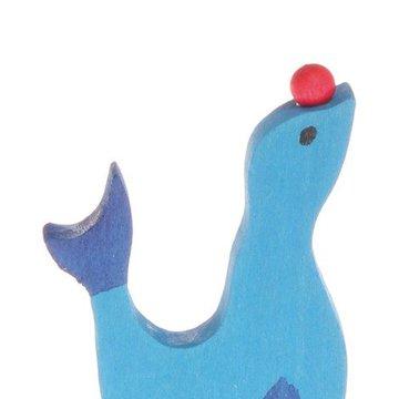 Drewniana figurka, Foka, Grimm's