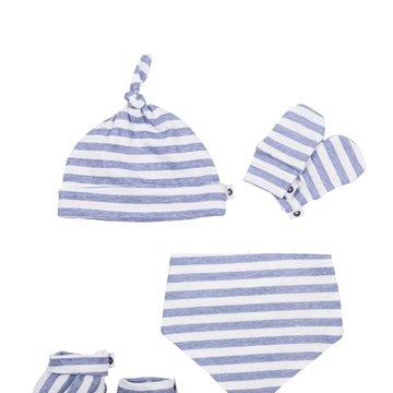 Baby Bites Zestaw dla noworodka Sailor (0-3 miesięcy) Blue BABY BITES