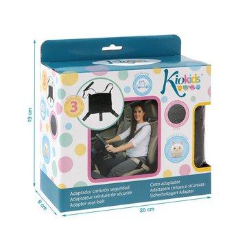Adapter do pasa samochodowego dla kobiet w ciąży, Kiokids