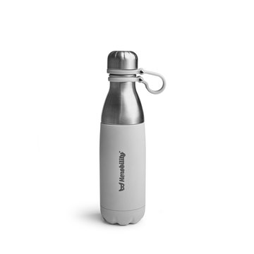 Herobility - butelka termiczna HeroGo 500ml - Szara