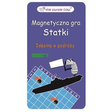 Gra magnetyczna The Purple Cow - Statki