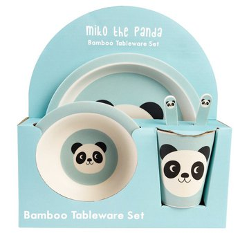 Zastawa dla dzieci, Panda Miko, Rex London