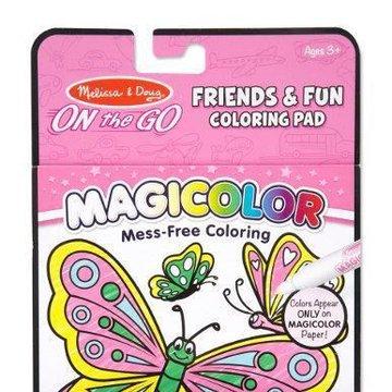 Melissa&Doug® - Wodna Kolorowanka Przyjaciele, Melissa&Doug