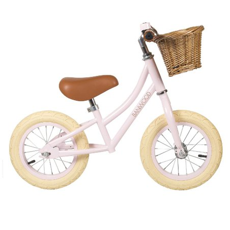 Banwood FIRST GO! rowerek biegowy pink