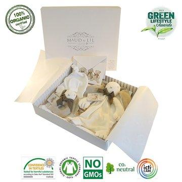 Maud N Lil Luxury Ears Bunny Luxury Babyshower Gift Box