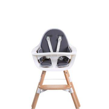 CHILDHOME - Ochraniacz neoprenowy do krzesełka Evolu 2 Dark Grey
