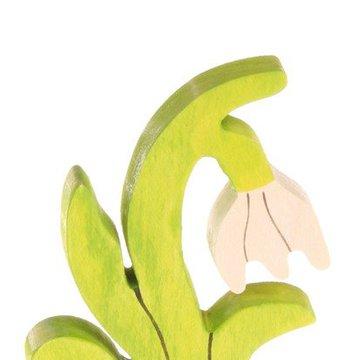 Drewniana figurka, Kwiat Przebiśnieg, Grimm's