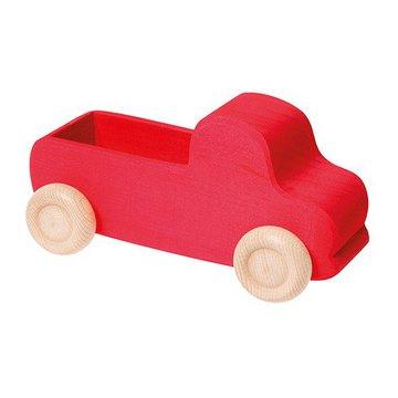 Samochodzik 1+, czerwony, Grimm's