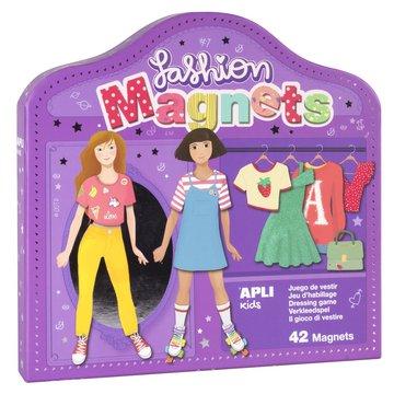 Zestaw z magnesami Apli Kids - Moda