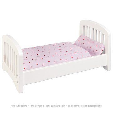 Goki® - Białe łóżeczko, Goki 51734