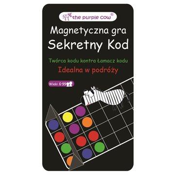Gra magnetyczna The Purple Cow - Sekretny Kod