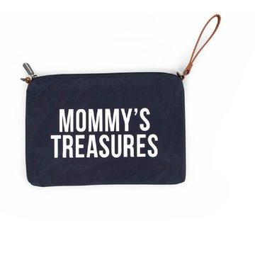 CHILDHOME - Torebka Mommy's Treasures Granatowa